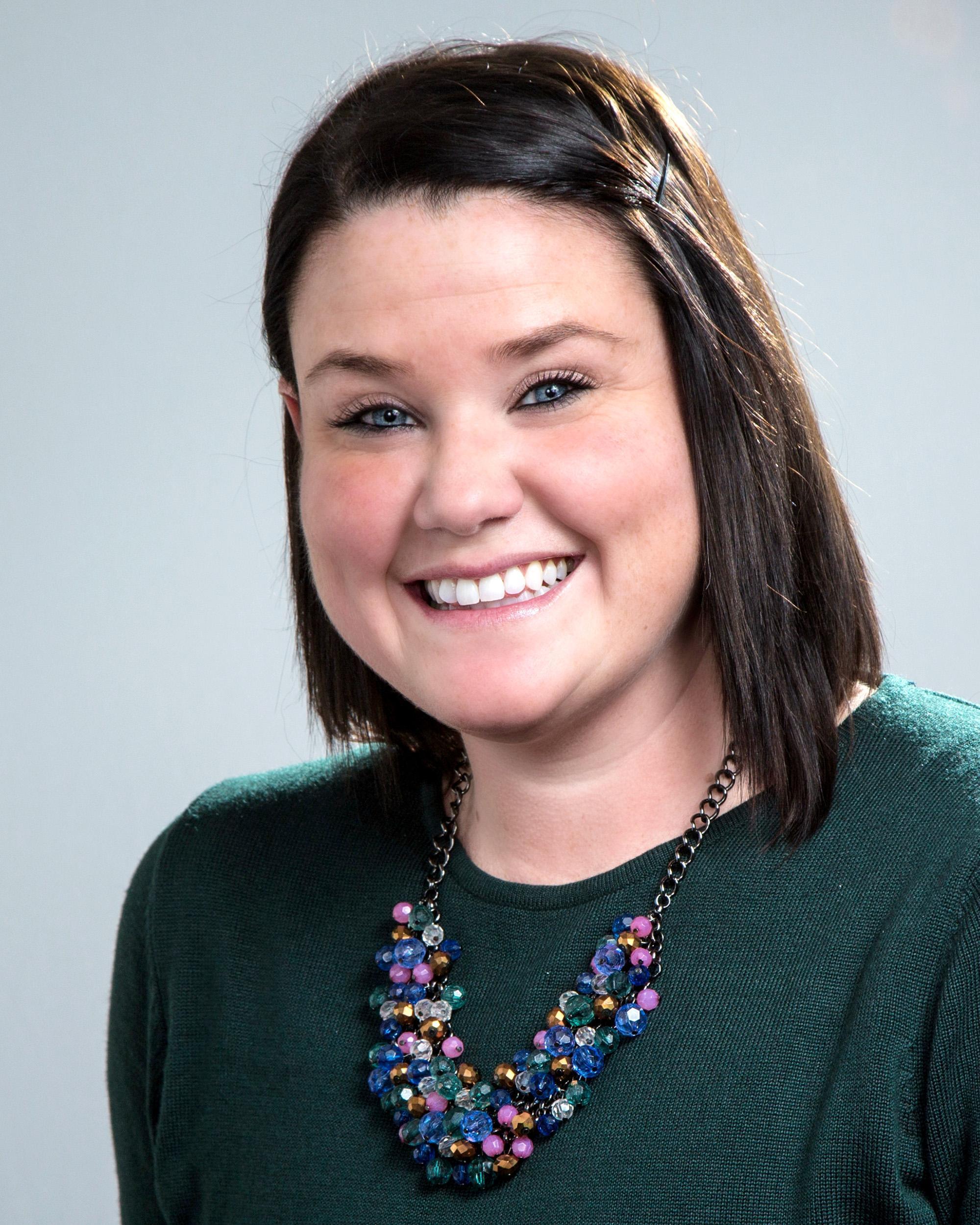 Portrait photo, Katie O'Neill