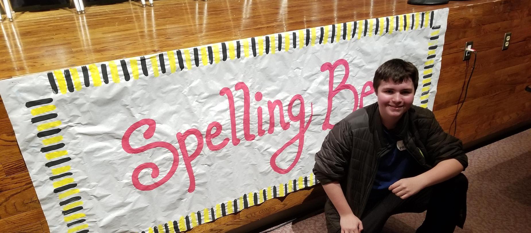 Harrold Spelling Bee