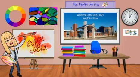 KAUE Virtual Art Show Featured Photo