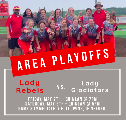 Lady Rebels Playoff