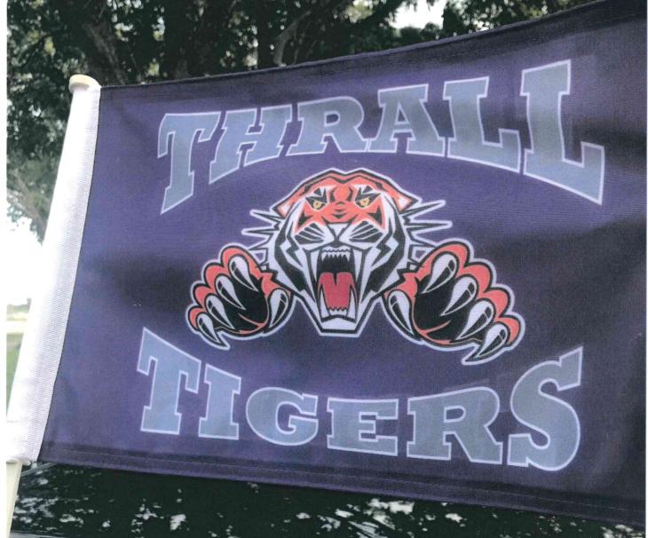 Need Tiger Car Flag or Spirit Bracelet? Thumbnail Image