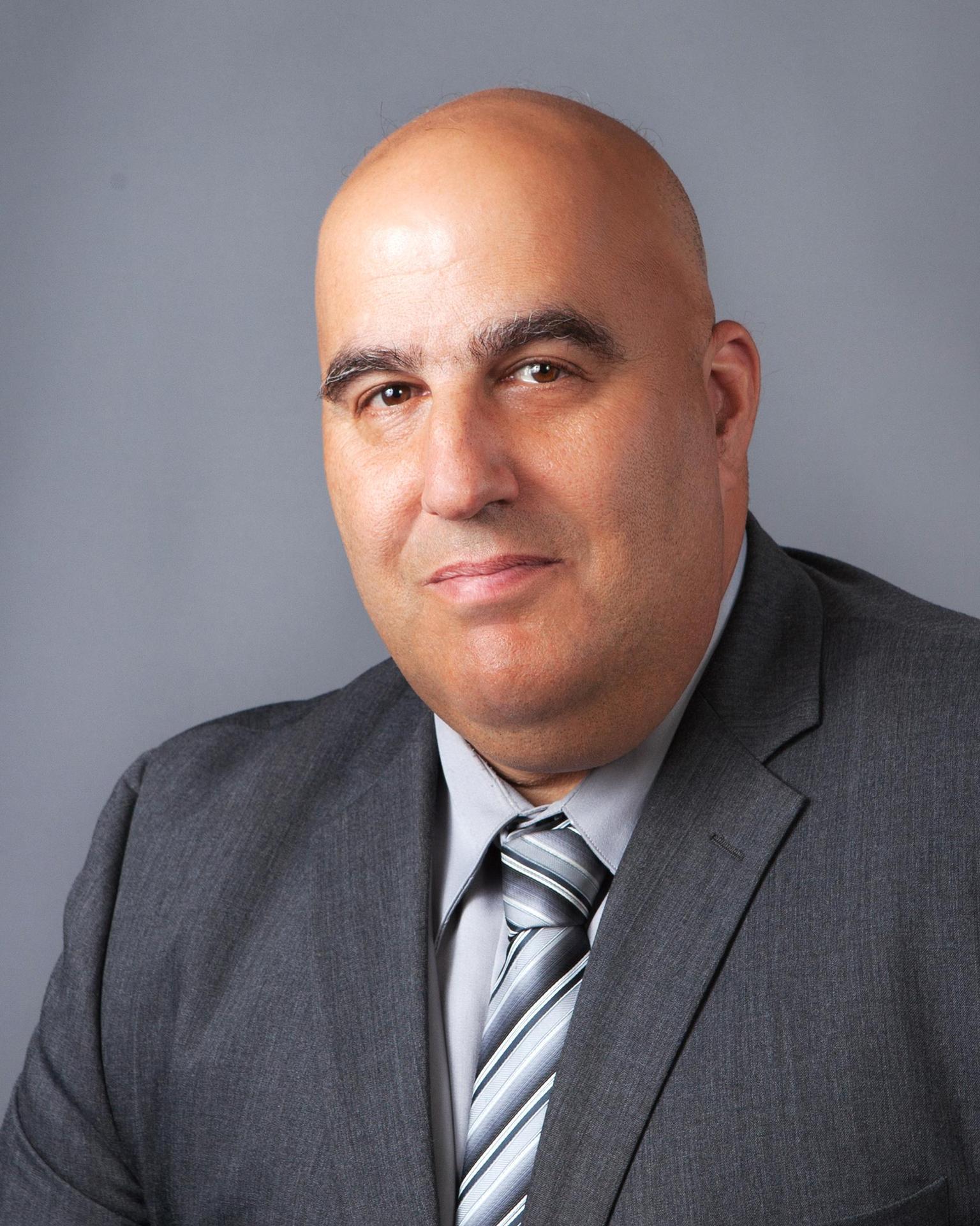 Vice Principal John Sutera