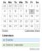 Calendar Option Clip