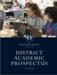 Academic Prospectus Cover