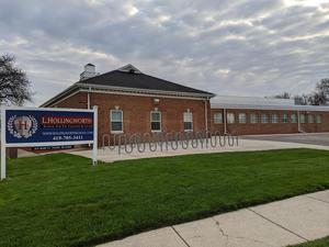 Picture of the L. Hollingworth School.