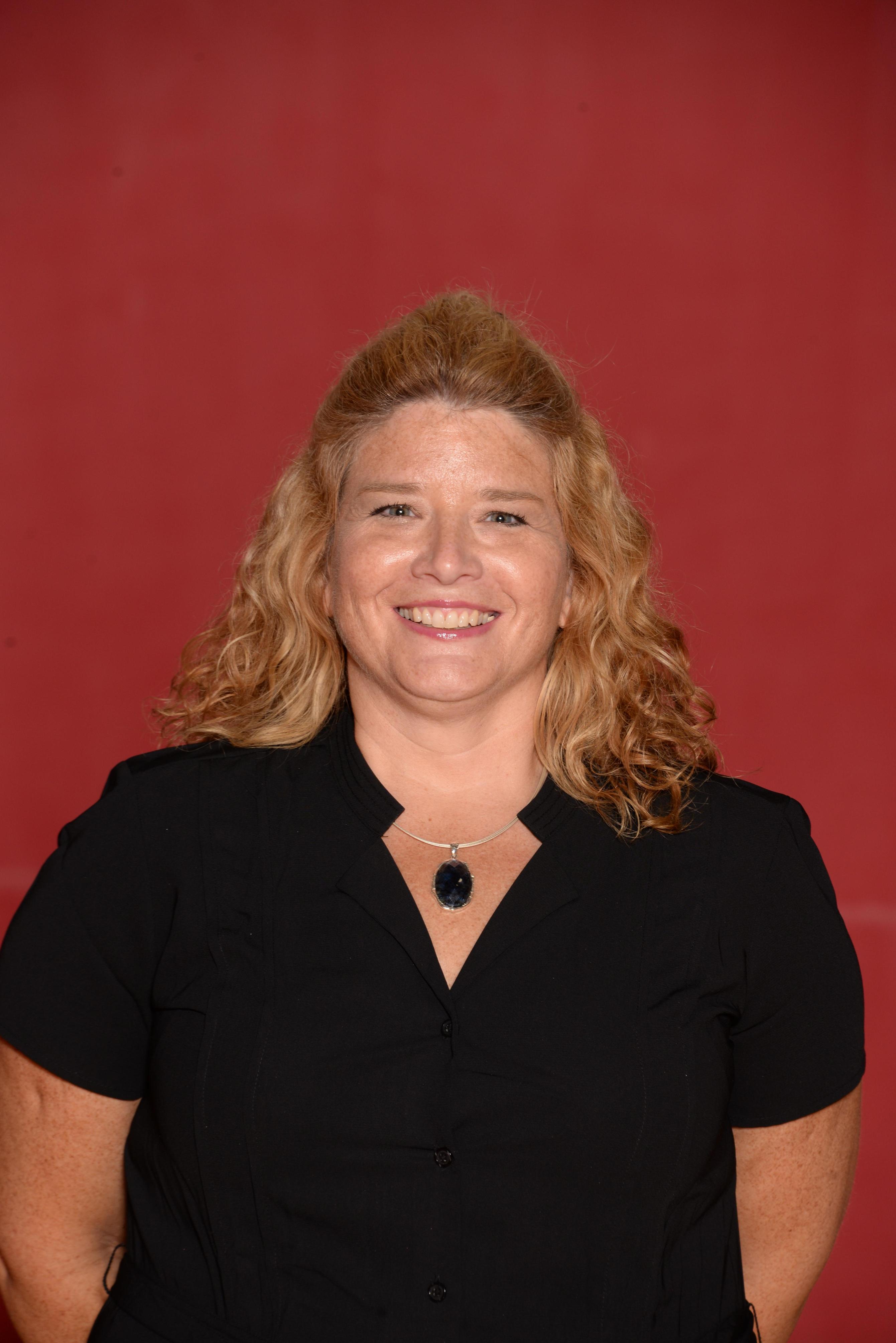 Asst. Coach Shelli D'Orazio