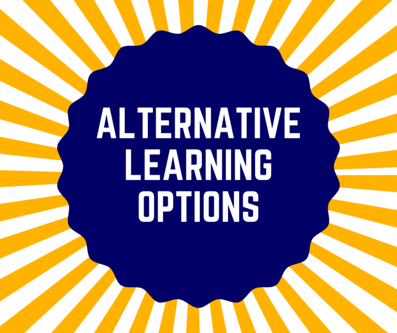 Alternative Learning Options