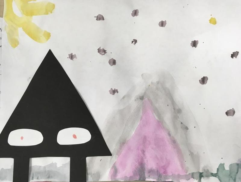 PK Triangle Paintings Featured Photo