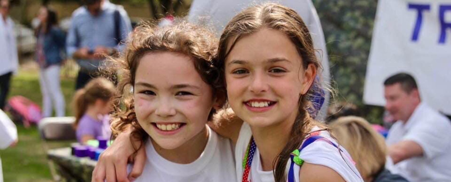 girls at carnival