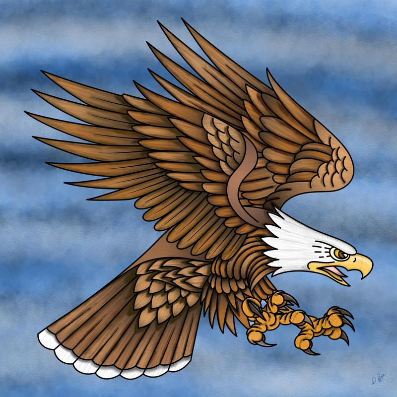 Hellyer Eagle