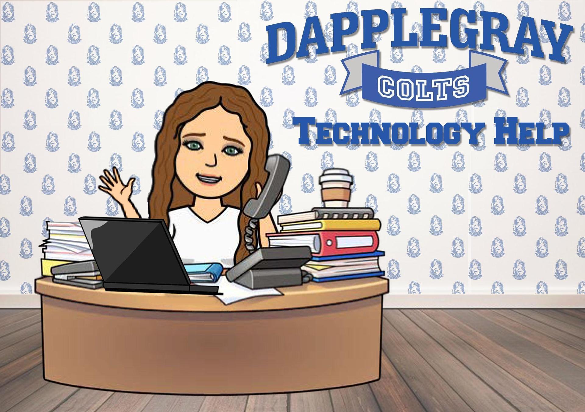 Dapplegray Tech Help