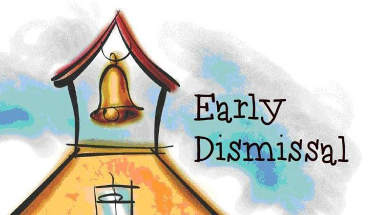 Early Dismissal Clip art