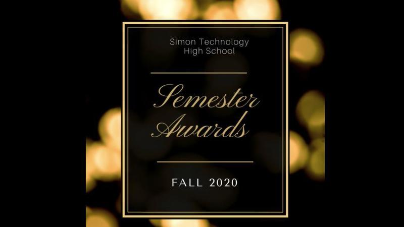 Semester Awards Fall '20 Thumbnail Image