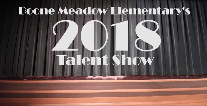 Fall 2018 Talent Show Thumbnail Image