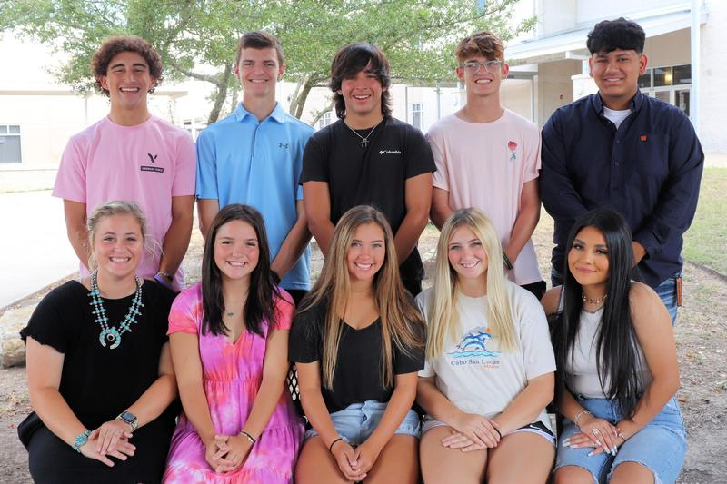 Homecoming Court 2021-2022 Featured Photo