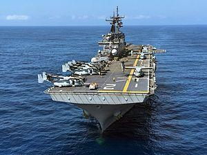 Care Packages for the USS Essex Thumbnail Image