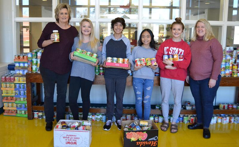 Food Drive Featured Photo