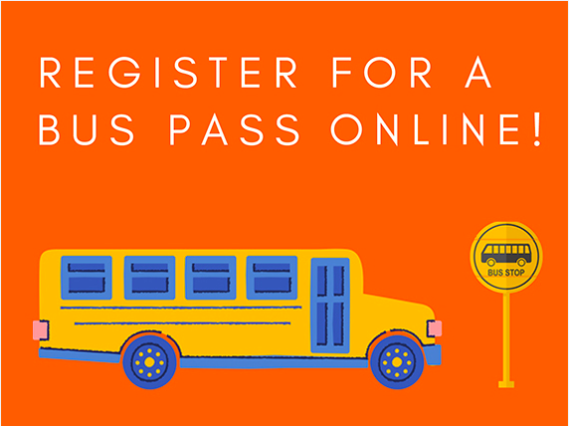 Register for a Bus Pass Online Featured Photo