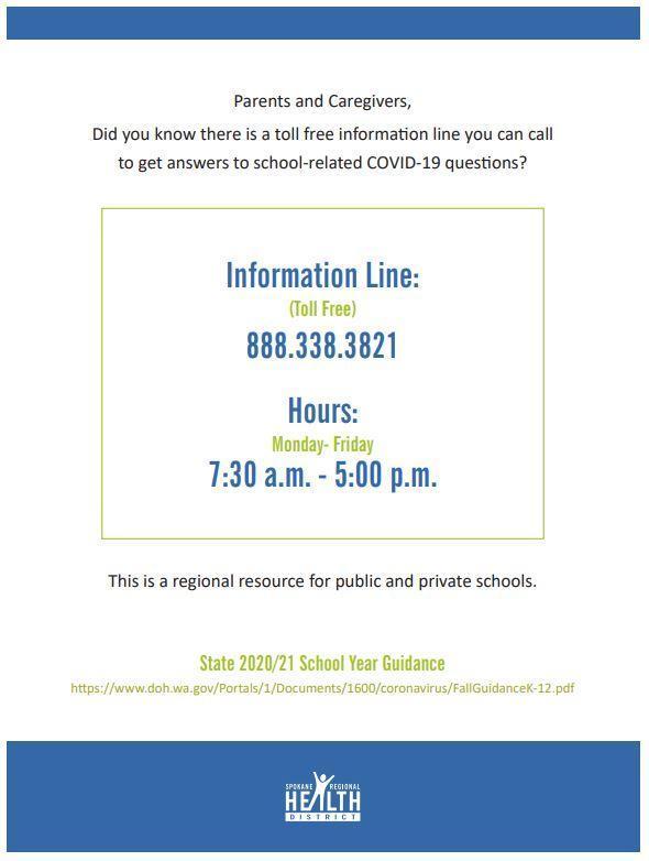 Information Line
