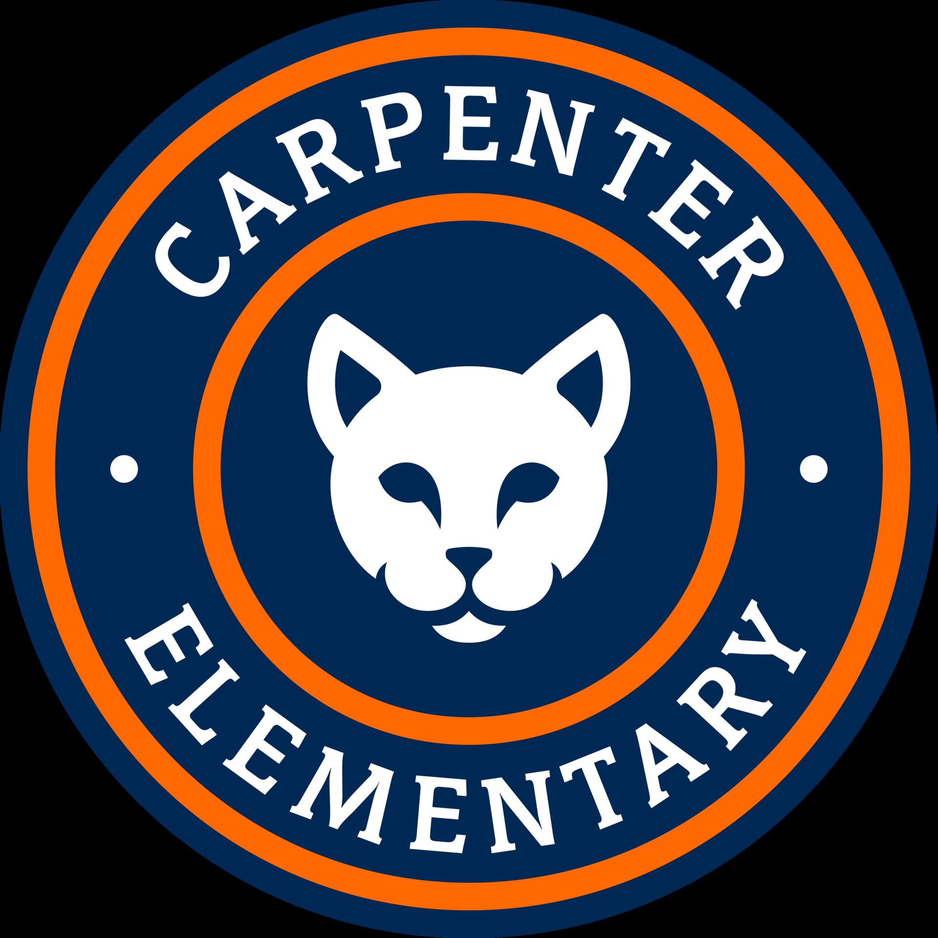 Carpenter Elementary school seal