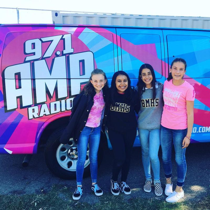 97.1 AMP Radio Gives Lunchtime Concert Thumbnail Image