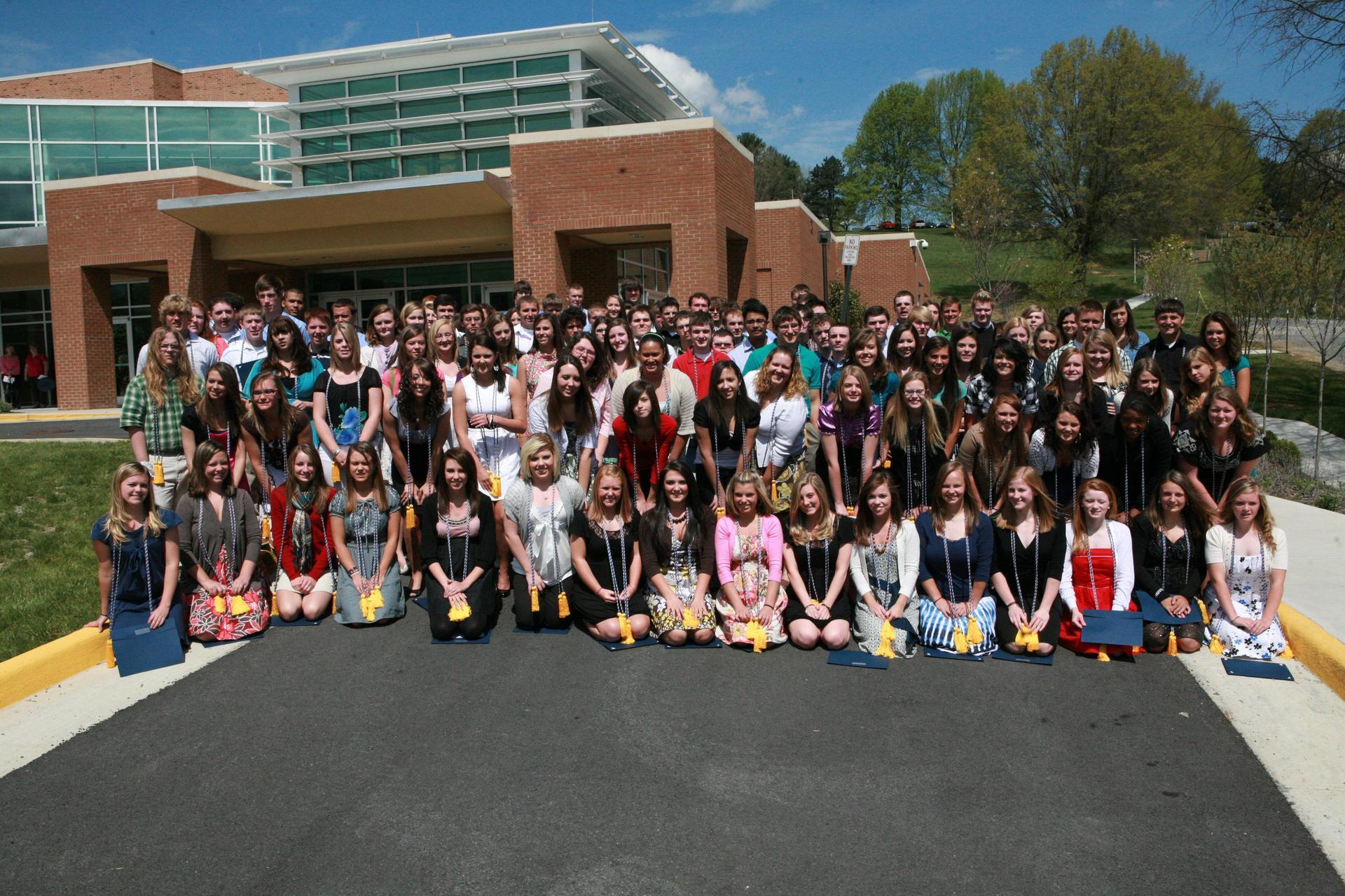 2010 Community Scholars