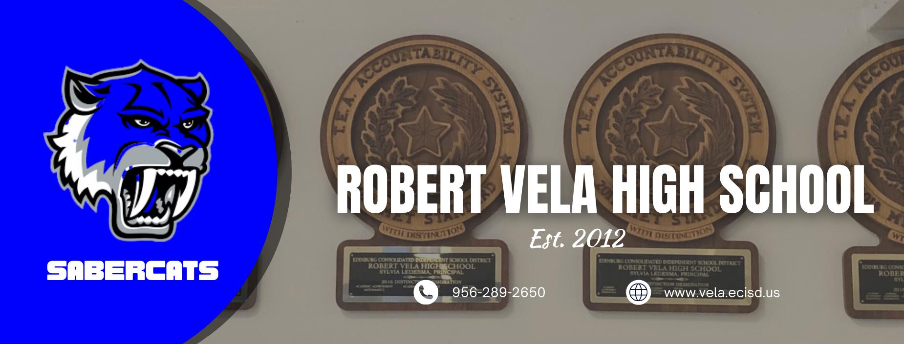 Robert Vela High School