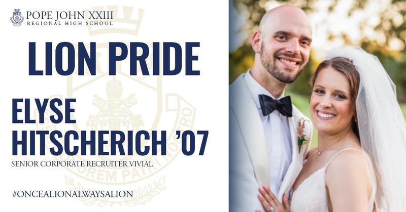 Elyse Hitscherich Lion Pride