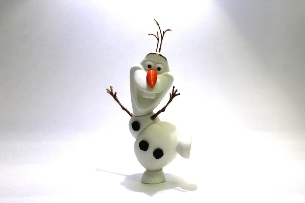 Do you wanna build an Olaf?