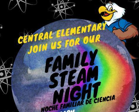 Family STEAM Night 4.1.2021