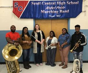 S.C. Band Scholarships