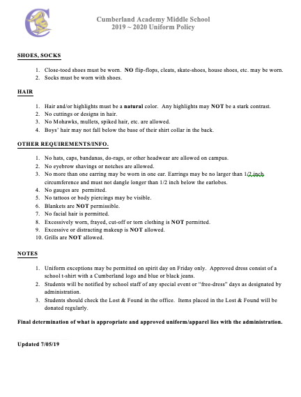 CAMS Uniform Policy 2019-2020 pg 2.png