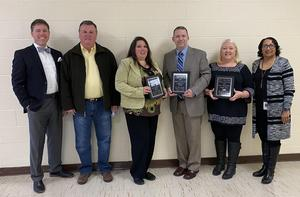 District teachers of the year 2020