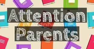 Parent Meeting for GT November 4th at 8:30 AM Thumbnail Image