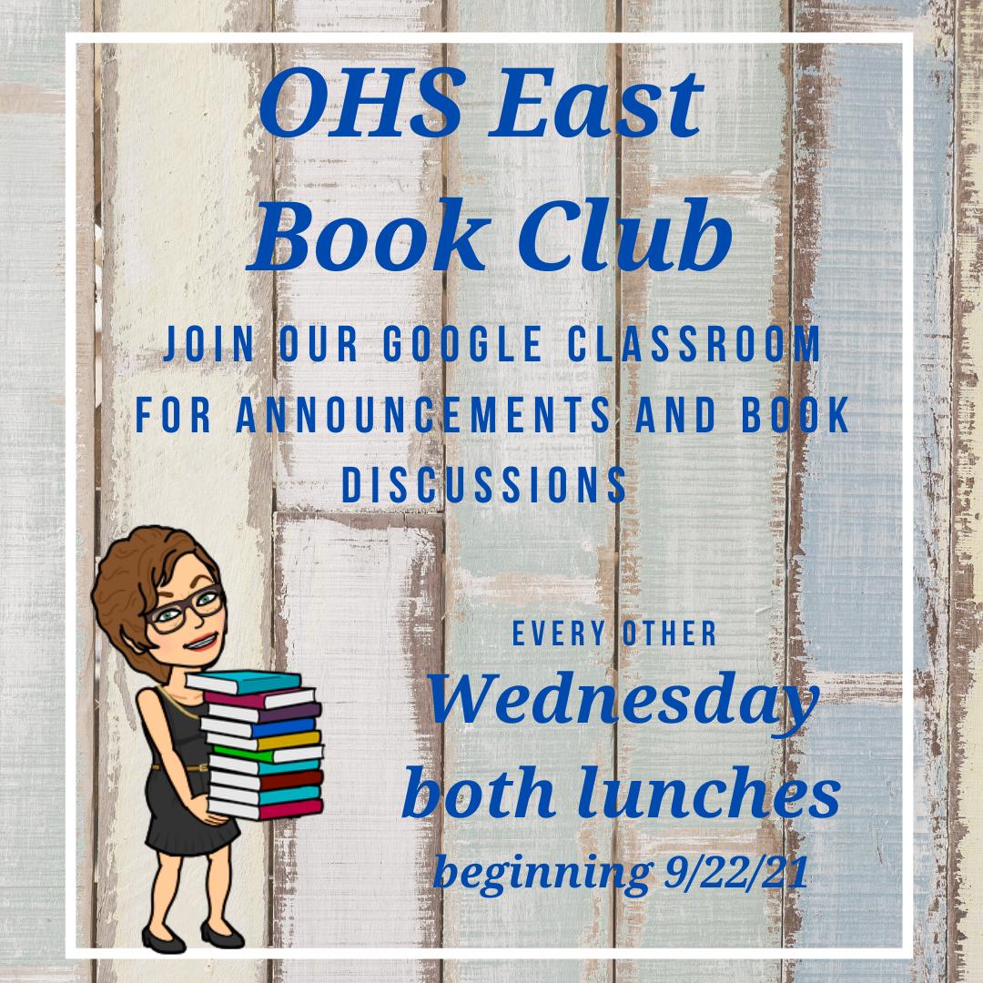 East campus book club