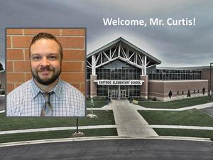 Open house for Mr. Curtis 1-10-19