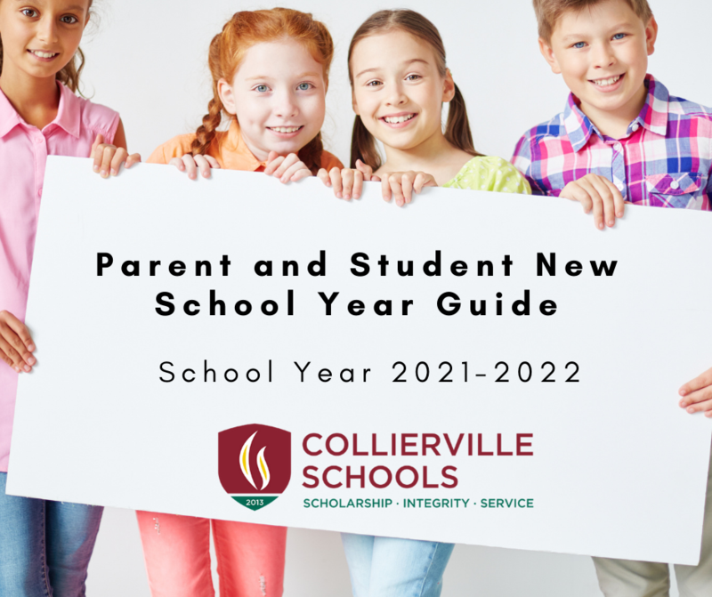Parent and Student New School Year Guide