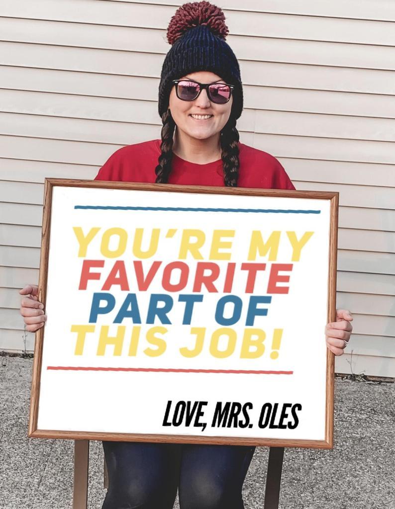 Mrs. Oles