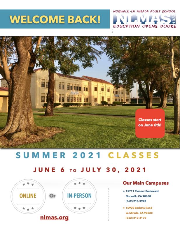 Summer 2021 Schedule! Featured Photo