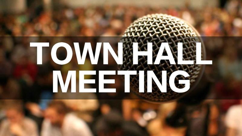 Annual Town Hall Meeting January 21 Featured Photo