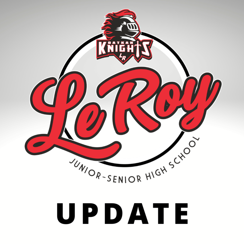 Le Roy Jr.-Sr. High School Update