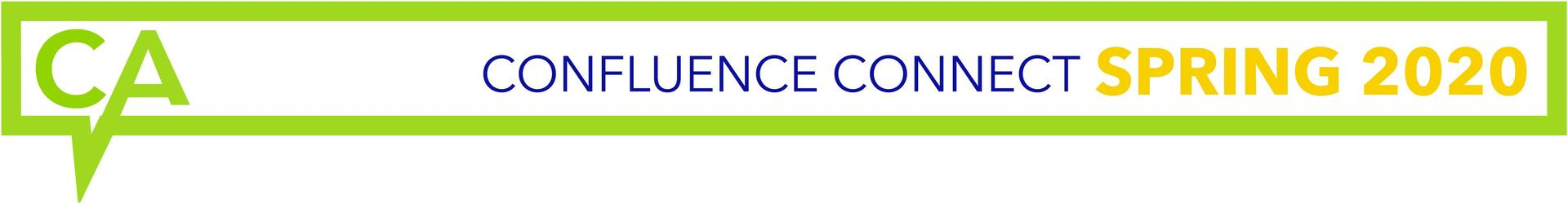 Confluence Connect Spring 2020