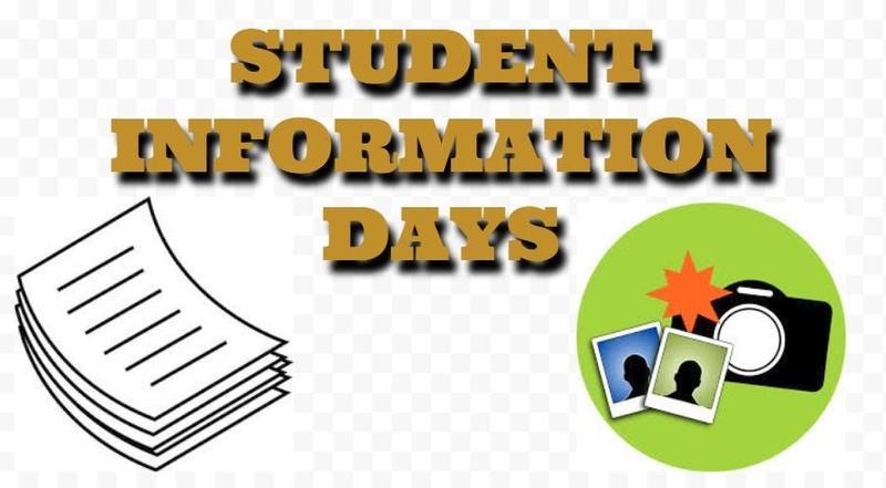 Student Information Days
