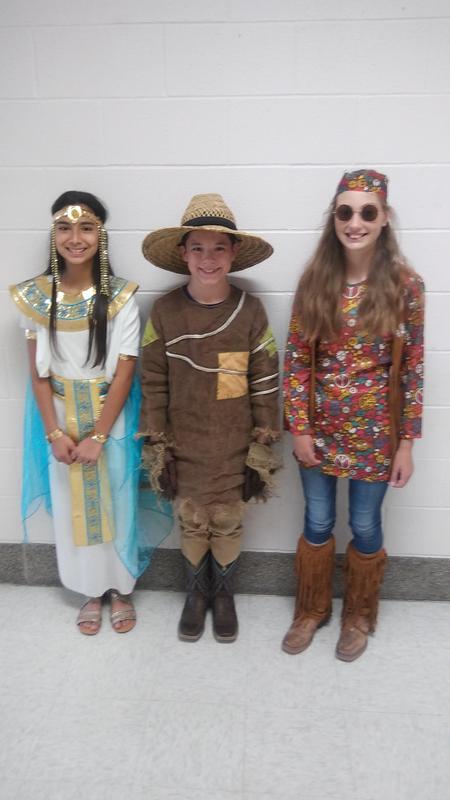 Halloween Costume Contest 2019--Andrea Garduno, Donavan Quinn, and Codi Jo Stewart.jpg