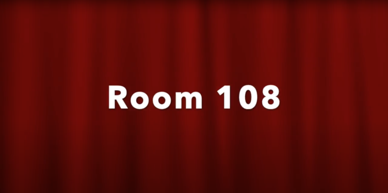 Room 108 text