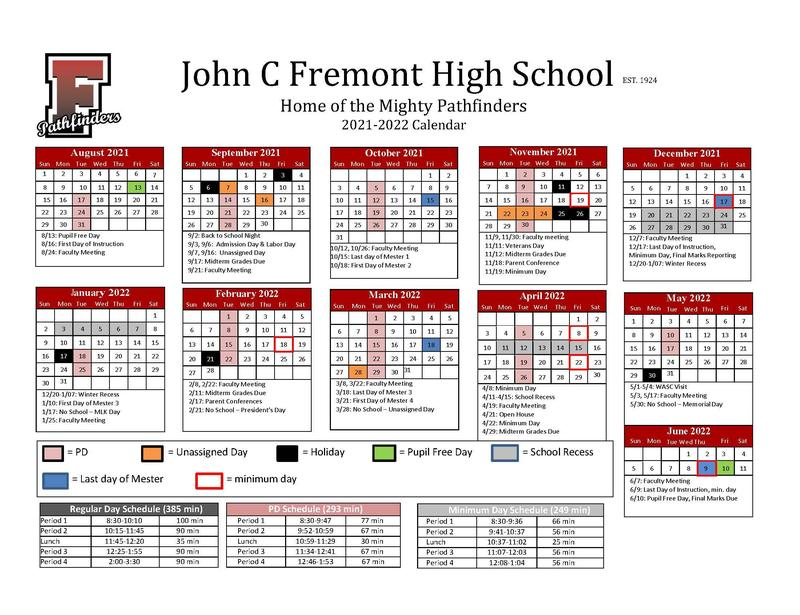 2021-22 Calendar Featured Photo