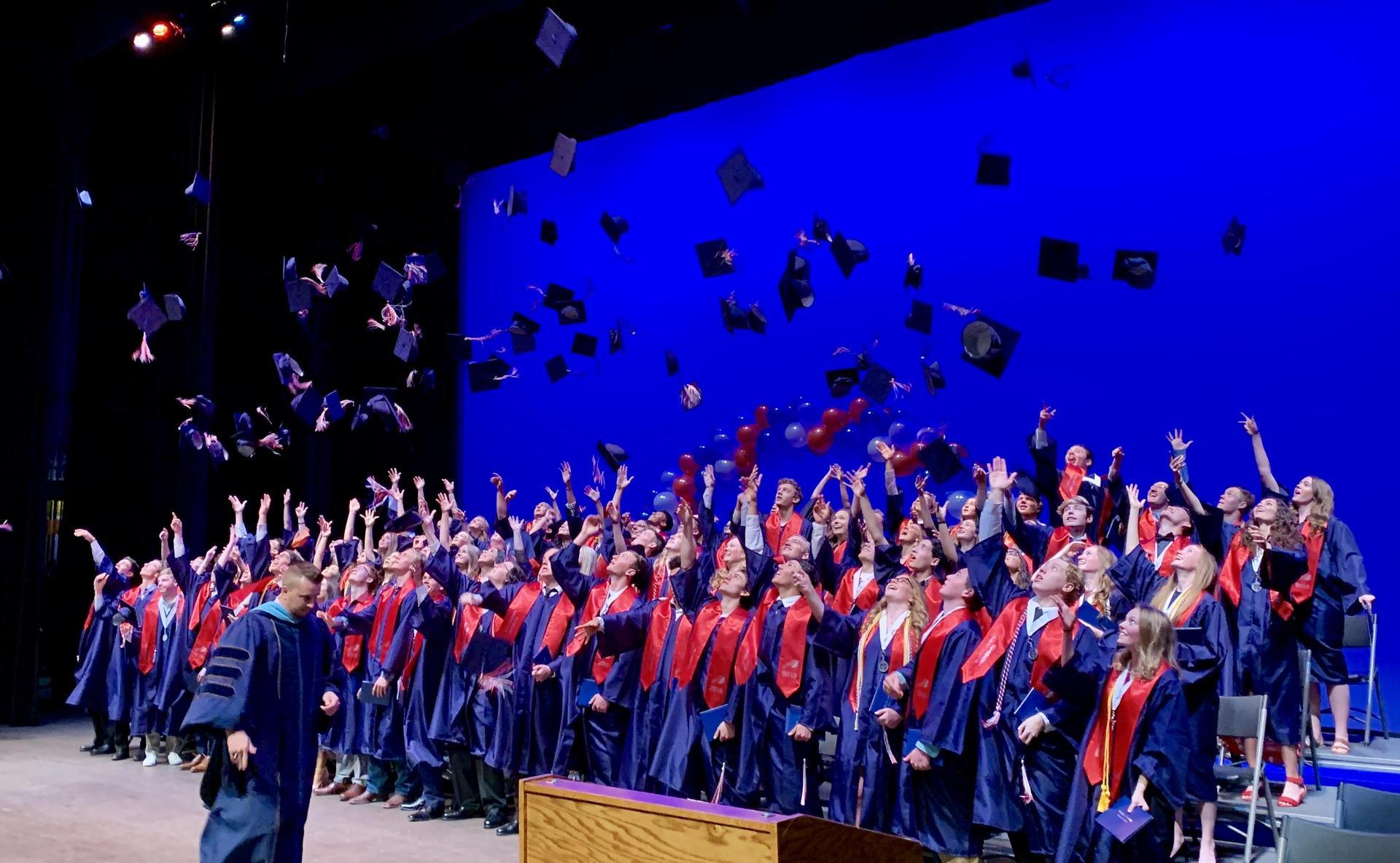 2018-19 Graduating Class