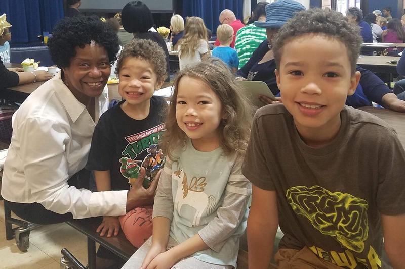 Northeast School hosts Grandparent's Day Thumbnail Image