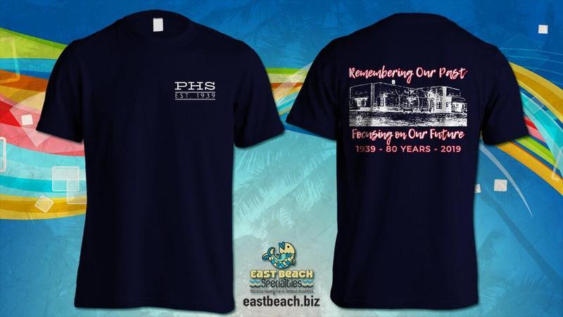 80th anniversary shirt