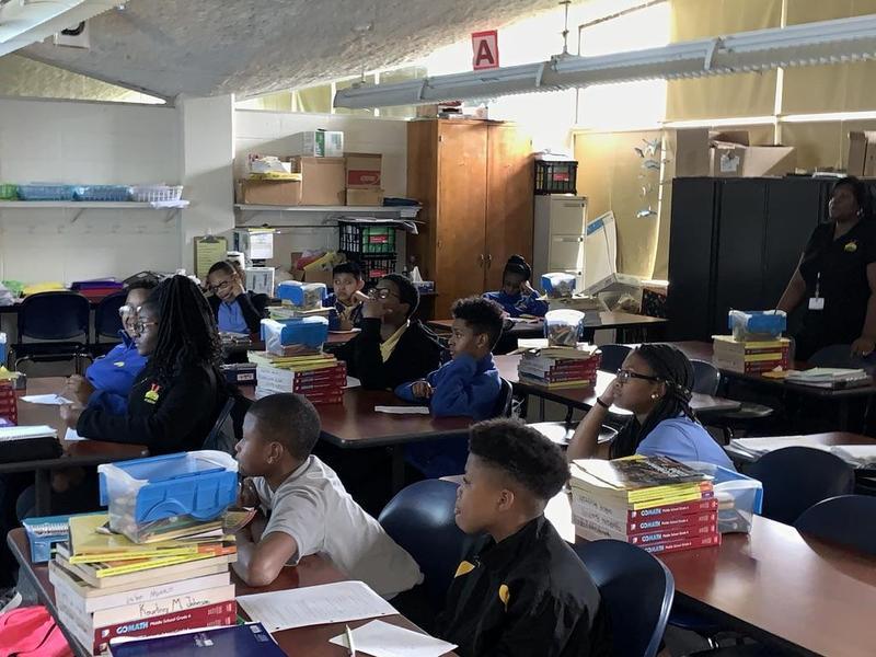 Jackson's Class